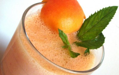 Smoothie raw caise