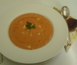 Gazpacho raw vegan